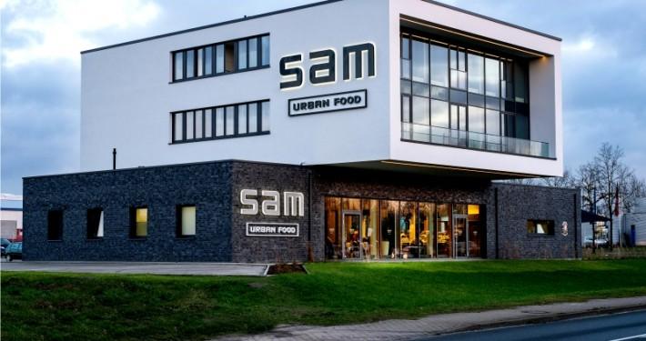 Lichtwerbung SAM