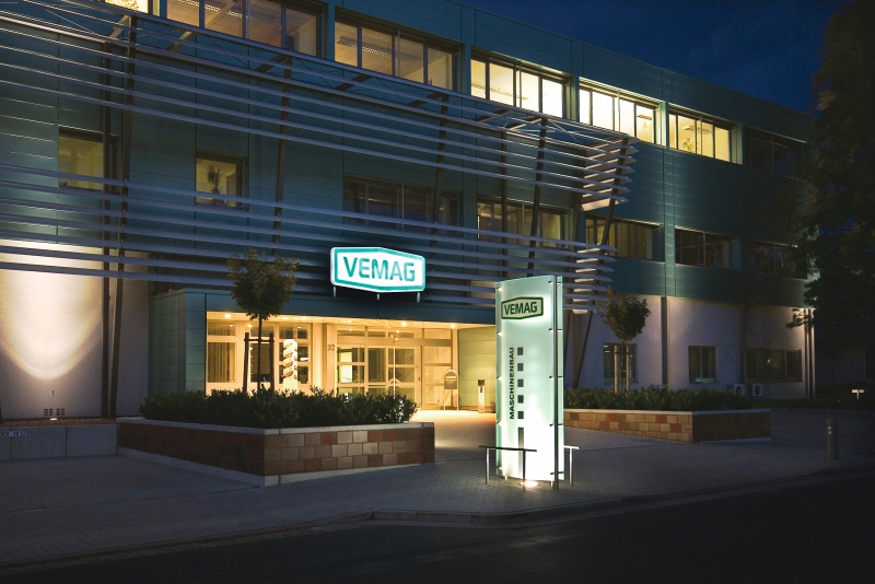 Lichtwerbung Vemag